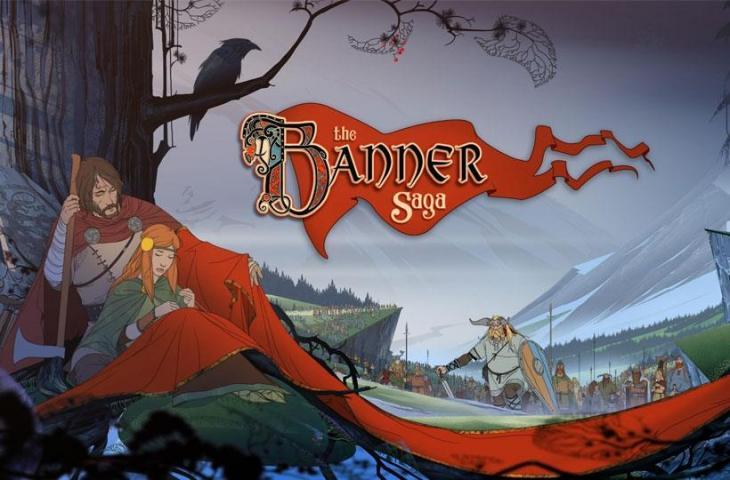 The Banner Saga. (Stoic)
