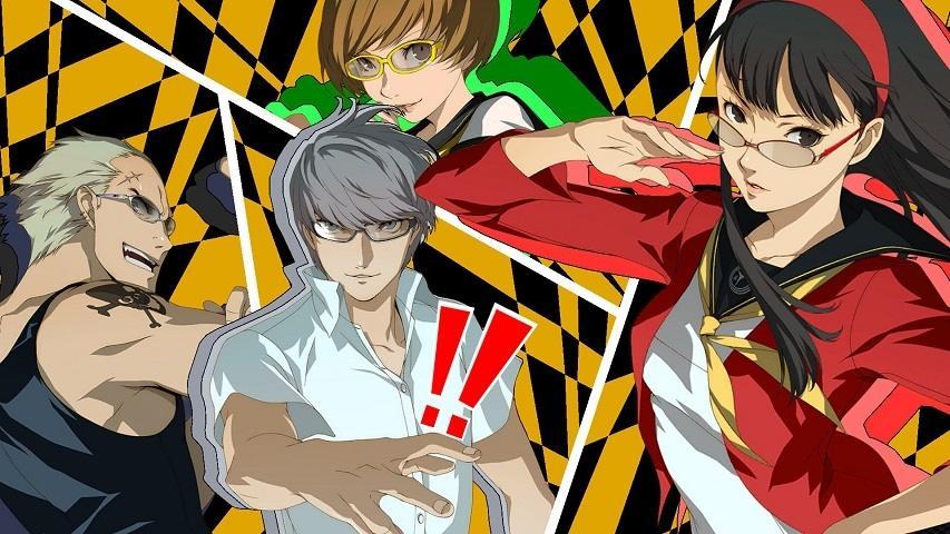 Persona 4 Golden.(Atlus)