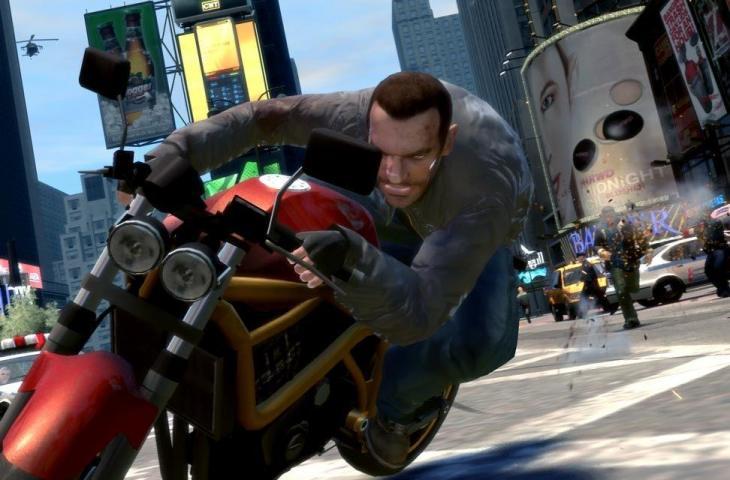Grand Theft Auto IV. (Rockstar)