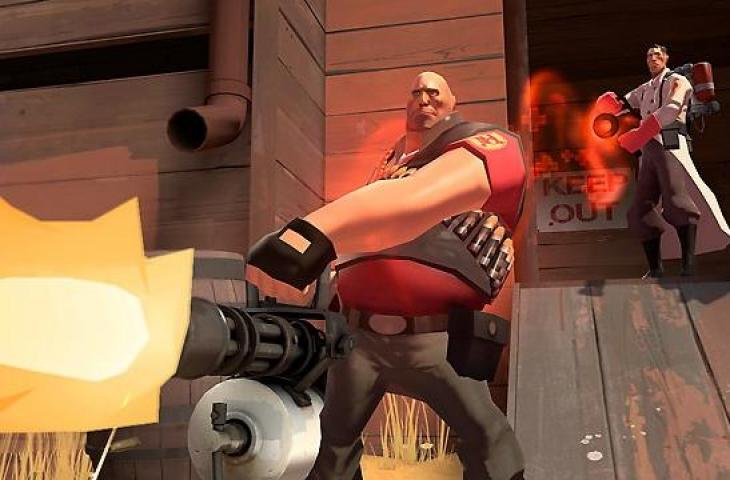 Team Fortress 2. (Steam)