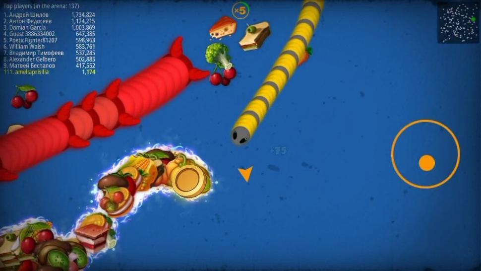 Tips Worms Zone. (HiTekno.com/Amelia Prislia)