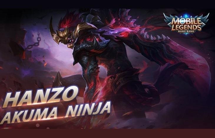 Hanzo, hero Assassin Mobile Legends. (YouTube/ Mobile Legends)