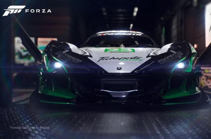 Forza Motorsport. (Xbox)