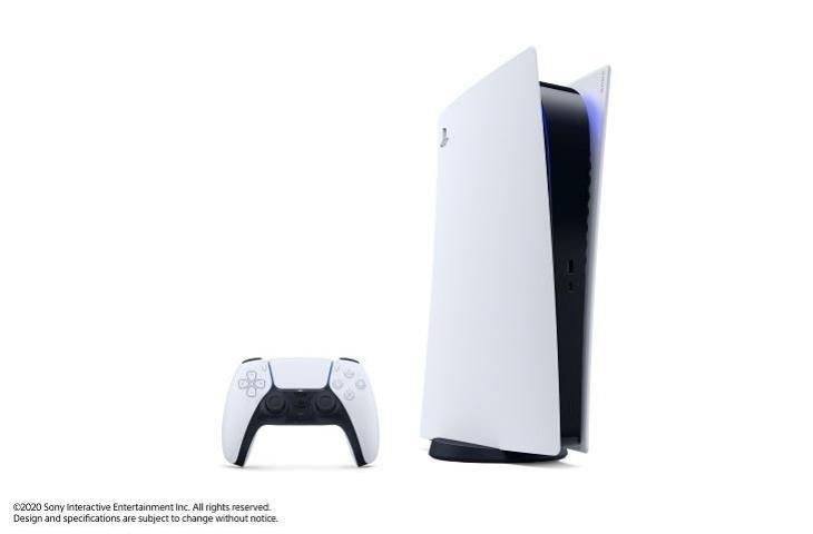 PlayStation 5 Digital Edition. (PlayStation)