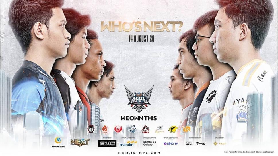 MPL Indonesia Season 6. (Moonton)