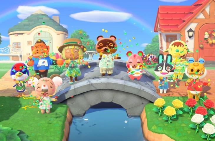 Animal Crossing New Horizons. (Nintendo)