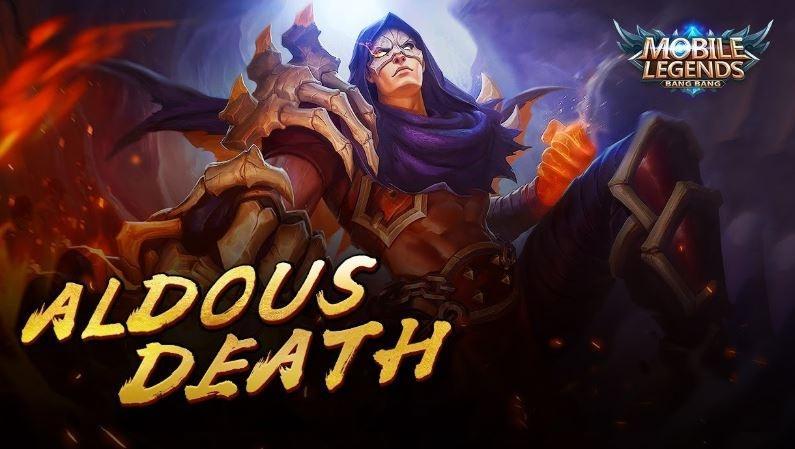 Aldous. (YouTube/ Mobile Legends Bang Bang)