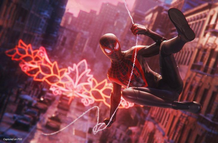 Marvel's Spider-Man Miles Morales. (Insomniac Games)