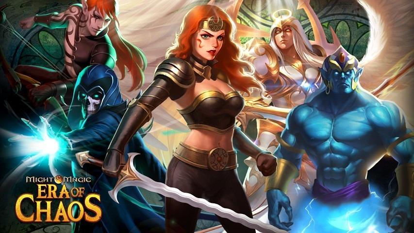 Might & Magic: Era of Chaos. (Ubisoft)