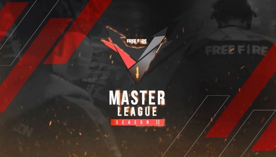 Free Fire Master League Season II. (Garena Indonesia)