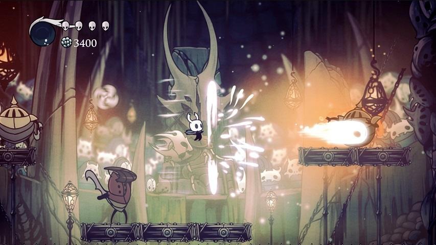 Hollow Knight. (Steam)