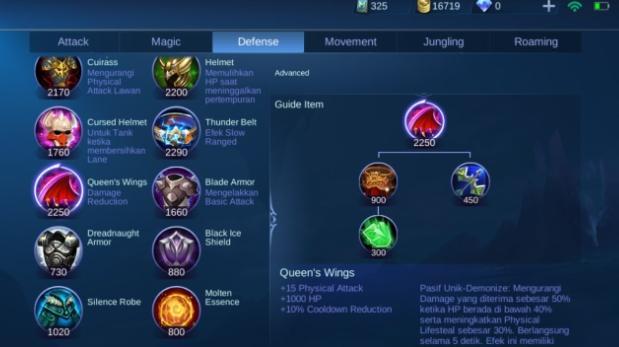Jadi Player Core Paling Barbar, Ini Build Item Hero Ling Ala RRQ Xin - 2