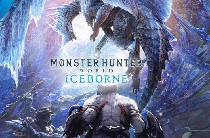 Ilustrasi Monster Hunter World: Iceborne. (Blog.PlayStation)