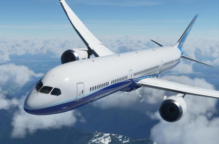 Microsoft Flight Simulator. (Asobo Studio)