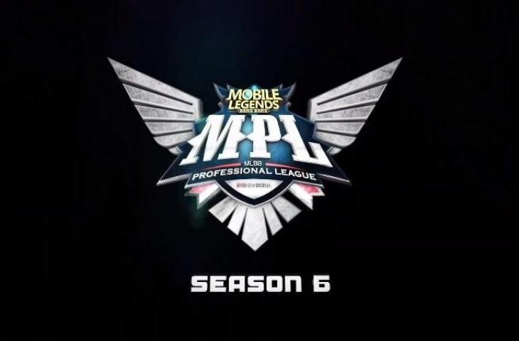 Logo MPL Indonesia Season 6. (YouTube/ MPL Indonesia)