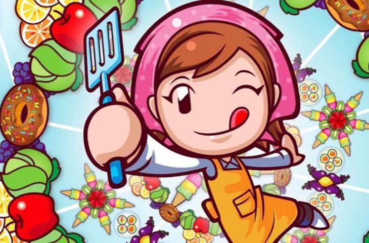 Game Cooking Mama. (Game memasak Cooking Mama)
