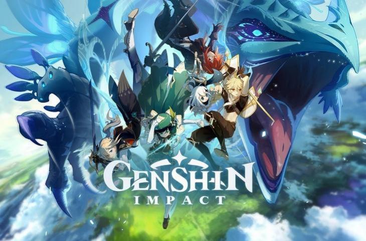 Genshin Impact. (miHoYo)