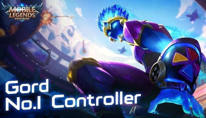 Hero Gord Mobile Legends. (YouTube/ Mobile Legends Bang Bang)