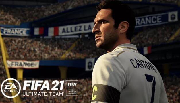 FIFA 21. (Electronic Arts)