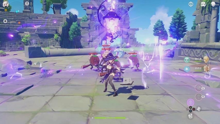 Genshin Impact Gratis Untuk Playstation 4 Kapan Rilis Computory