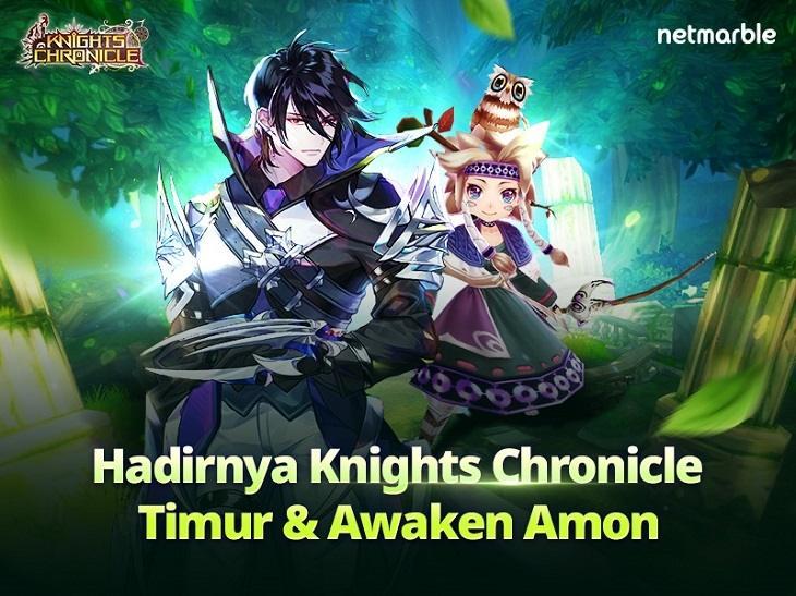 Knights Chronicle. (Netmarble Indonesia)