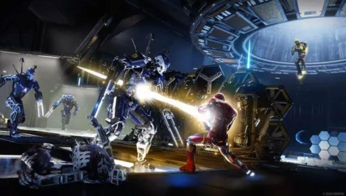 Ilustrasi game Marvel's Avengers. (Marvel)