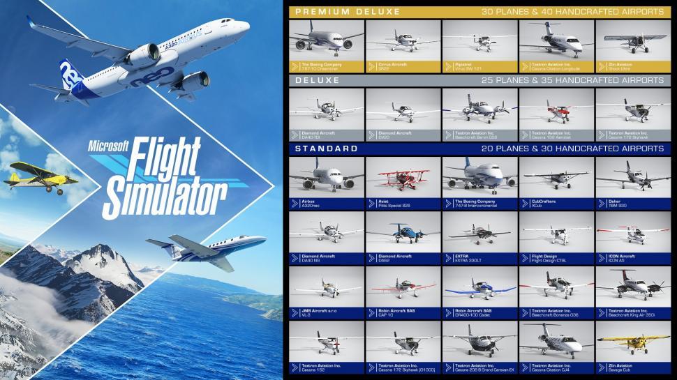 Microsoft Flight Simulator. (Xbox Game Studios)
