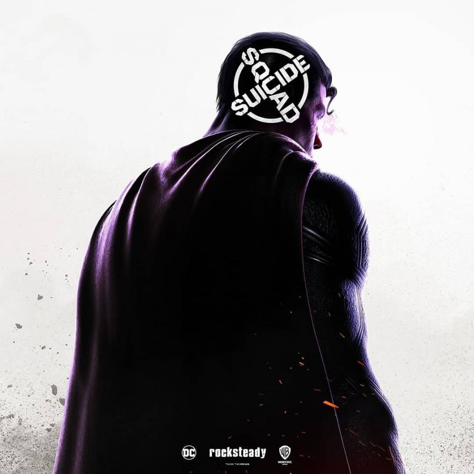 Suicide Squad jadi game baru Rocksteady. (Rocksteady)