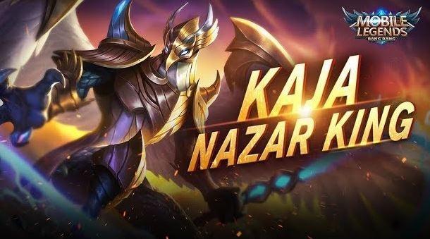 Kaja. (YouTube/ Mobile Legends Bang Bang)