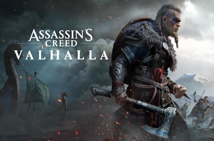 Assassins Creed Valhalla. (Ubisoft)