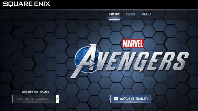 Marvel's Avengers. [Enix Games]