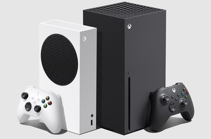 Xbox Series S dan Xbox Series X . (Microsoft)