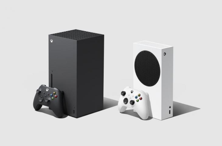 Xbox Series X dan Xbox Series S. (Microsoft)