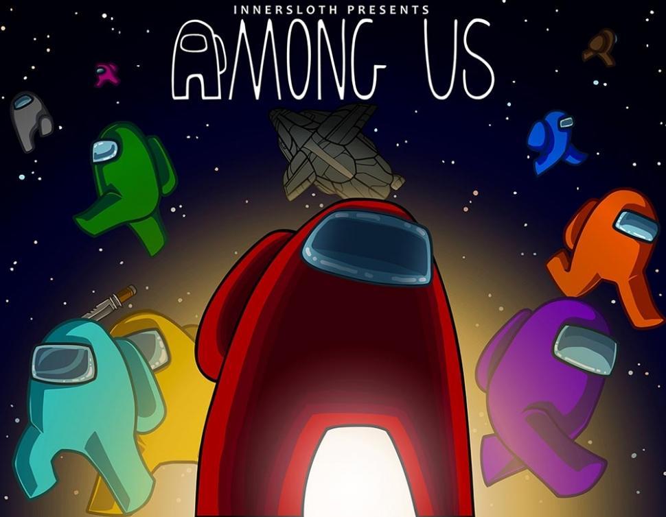 Among Us. (Innersloth)