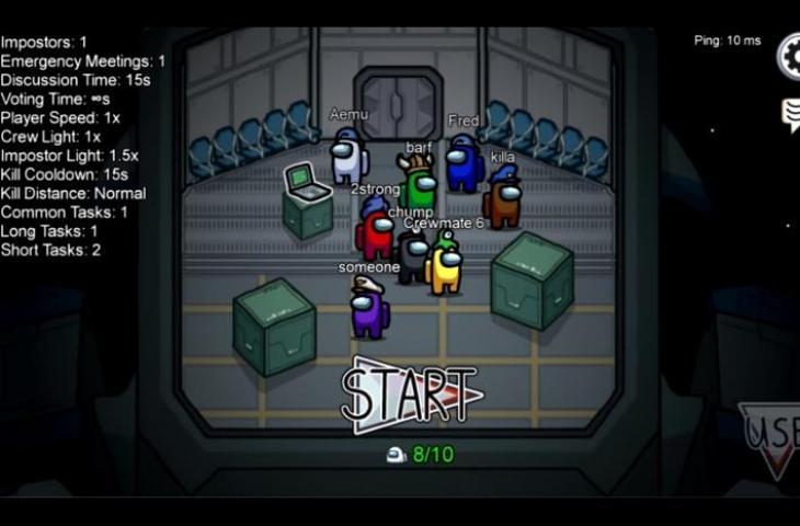 Game Among Us. (youtube/Pewdiepie)