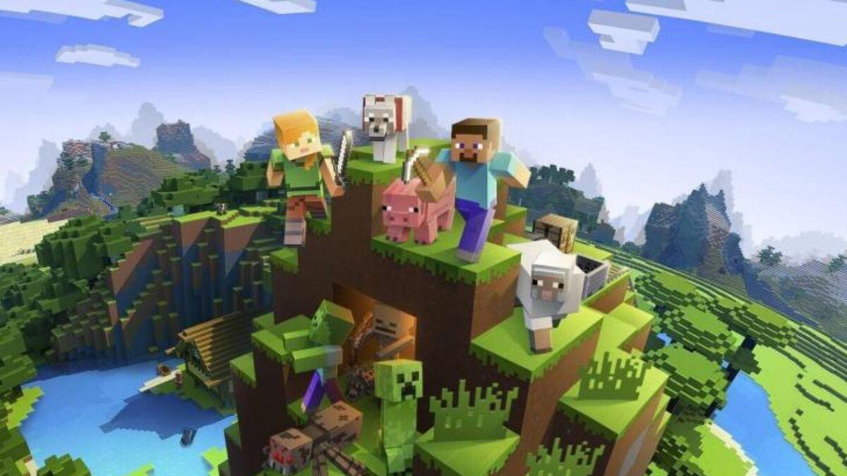 Akhirnya Minecraft Bakal Hadir Ke Playstation Vr Computory