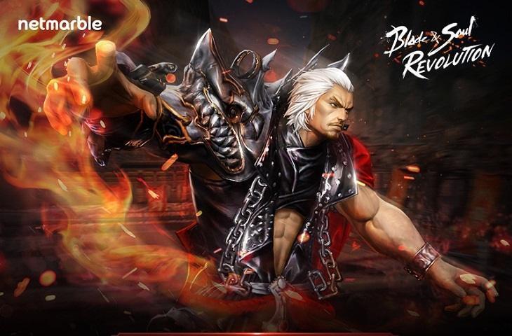 Update baru Blade&Soul Revolution. (Netmarble)