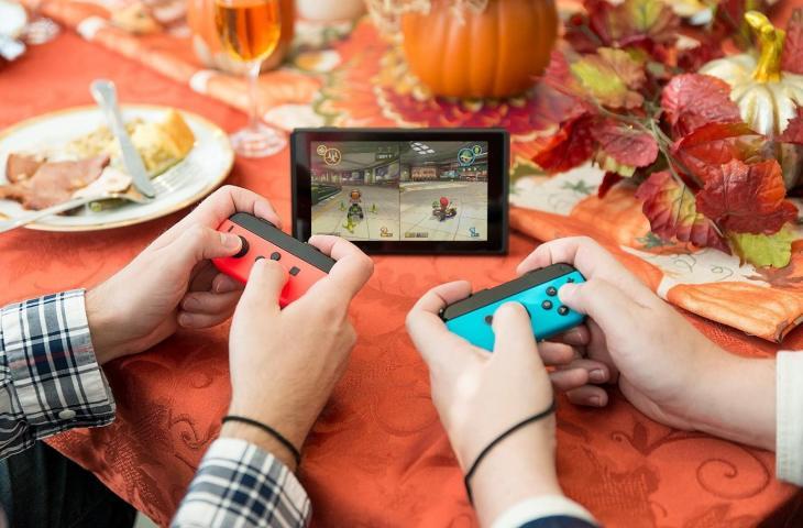 Nintendo Switch. (Nintendo)