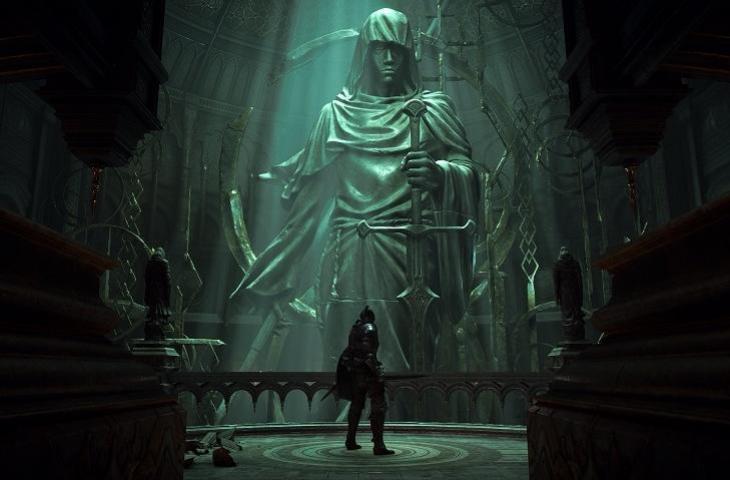 Demon's Souls. (PlayStation)