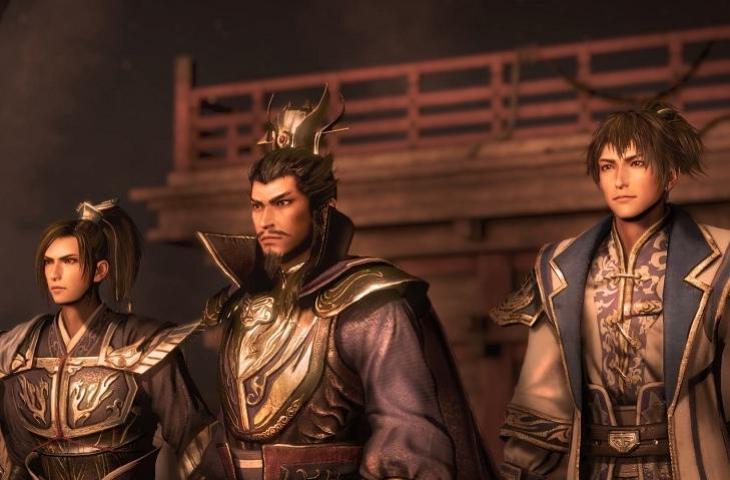 Dynasty Warriors 9. (Koei Tecmo)