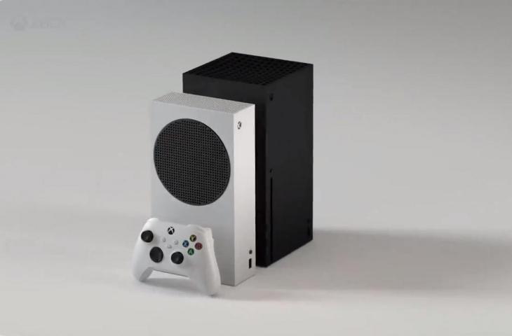 Bocoran Xbox Seris S. (Twitter/ _h0x0d_)