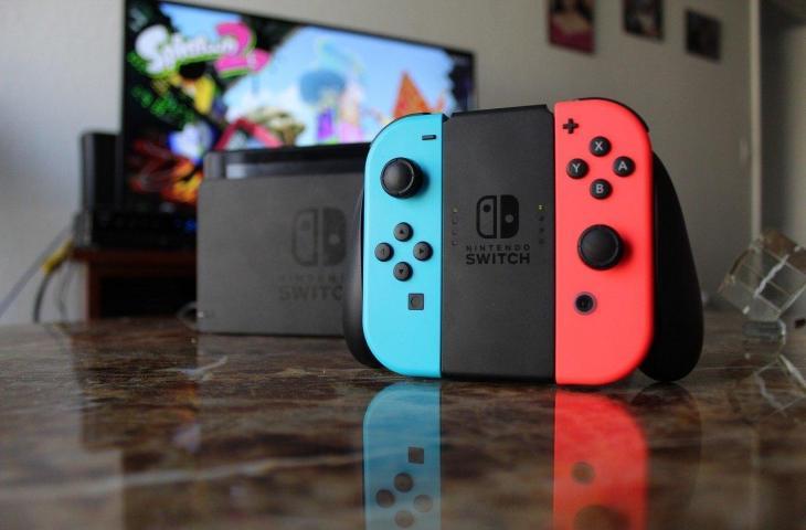 Ilustrasi Nintendo Switch. (Pixabay/ joatseu)