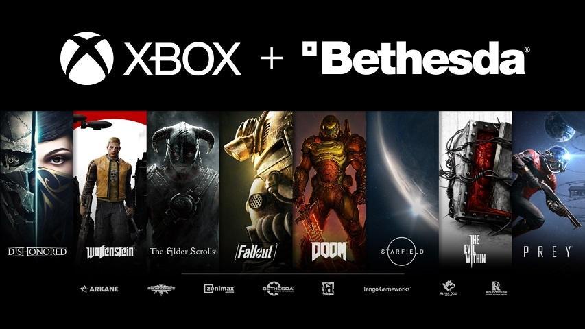 Microsoft akuisisi Bethesda untuk Xbox. (Microsoft)