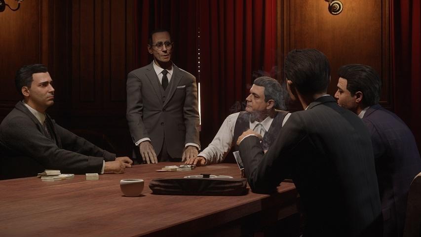 Mafia Definitive Edition. (2K)
