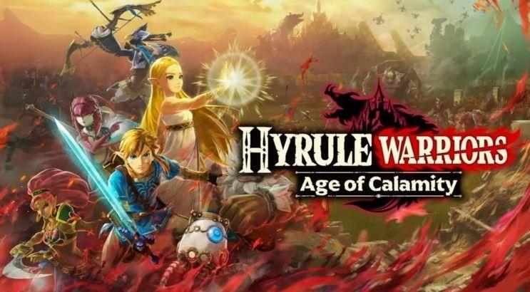 Hyrule Warriors Age of Calamity. (Zelda.com)