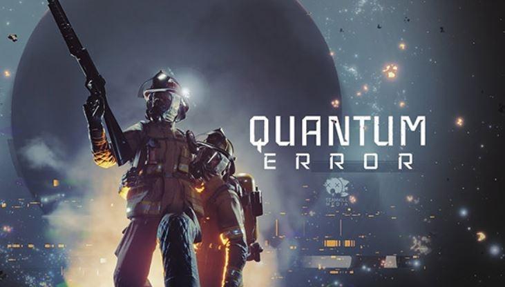 Game Quantum Error. (TeamKill)