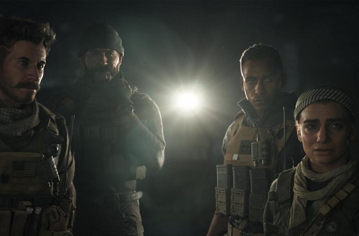 Call of Duty Modern Warfare. (Activision)