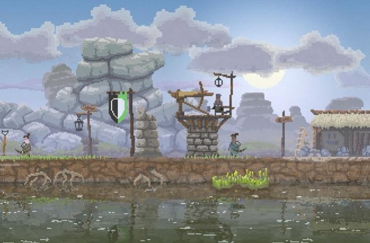 Kingdom New Lands. (Epic Games Store)
