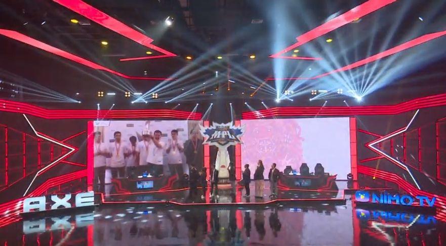 Final MPL Indonesia Season 6, RRQ Hoshi vs Alter Ego. (MPL Indonesia)