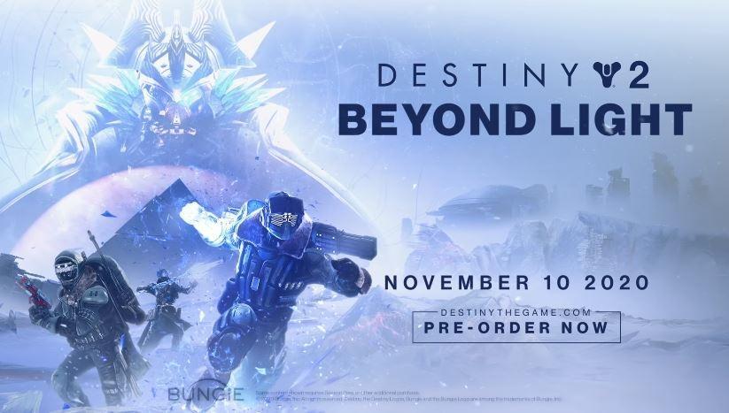 Destiny 2 Beyond Light. (YouTube/ destinygame)